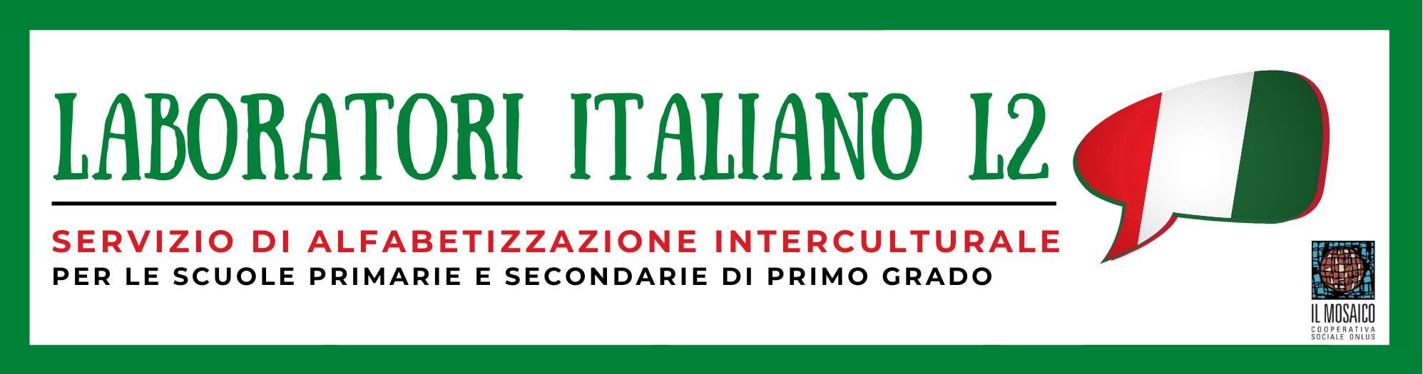 Banner Lab. Italiano L2