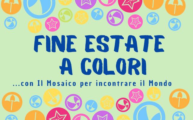 Centro Estivo 2021 – Un'estate a colori